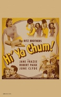 Hi'ya, Chum movie poster (1943) picture MOV_ef679df6