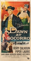 Dawn at Socorro movie poster (1954) picture MOV_ef69b458
