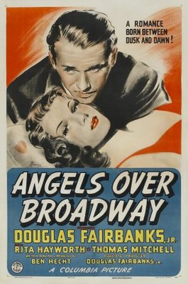 Angels Over Broadway movie poster (1940) poster MOV_ef7636cb