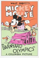 Barnyard Olympics movie poster (1932) picture MOV_ef77afd1