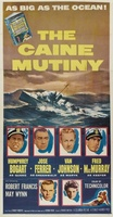 The Caine Mutiny movie poster (1954) picture MOV_ef7a7ded
