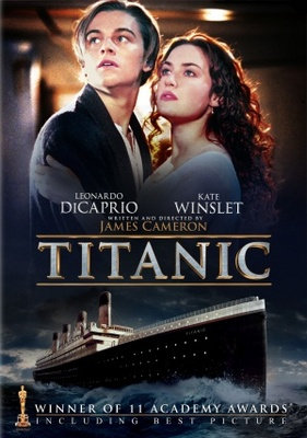 Titanic movie poster (1997) poster MOV_ef7f10ef