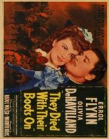 They Died with Their Boots On movie poster (1941) picture MOV_ef8548aa