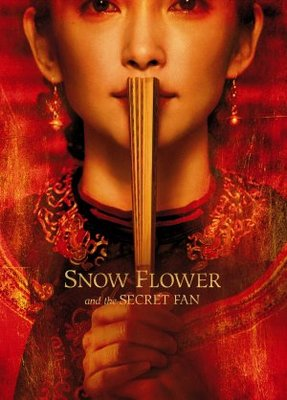 Snow Flower and the Secret Fan movie poster (2011) poster MOV_ef85c2e5