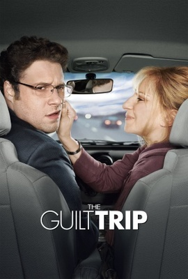 The Guilt Trip movie poster (2012) poster MOV_ef893bfe