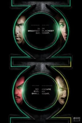 Green Lantern movie poster (2010) poster MOV_ef8b25f3