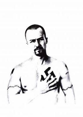 American History X movie poster (1998) poster MOV_ef8b3f8e