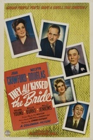 They All Kissed the Bride movie poster (1942) picture MOV_ef94c812