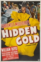 Hidden Gold movie poster (1940) picture MOV_ef96ed90