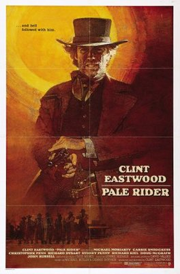 Pale Rider movie poster (1985) poster MOV_ef976894