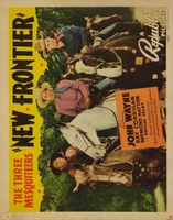 New Frontier movie poster (1939) picture MOV_ef9a9265