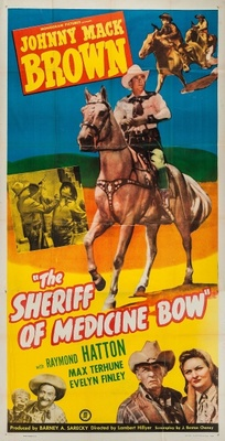 The Sheriff of Medicine Bow movie poster (1948) poster MOV_efa99d5e