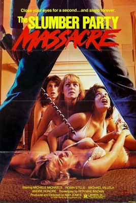 The Slumber Party Massacre movie poster (1982) poster MOV_efbd502a