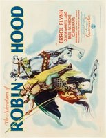 The Adventures of Robin Hood movie poster (1938) picture MOV_efc2c9c6