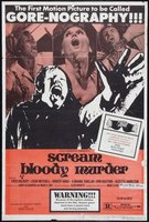 Scream Bloody Murder movie poster (1973) picture MOV_efc6cdc1
