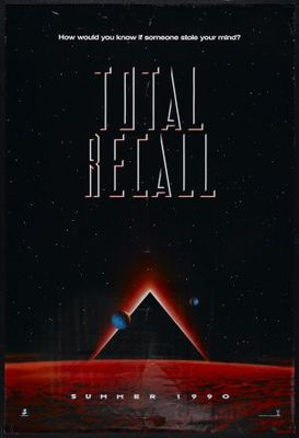 Total Recall movie poster (1990) poster MOV_efc94dde