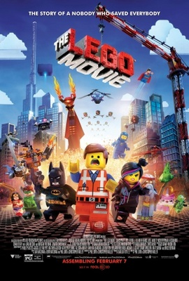 The Lego Movie movie poster (2014) poster MOV_efcfb332