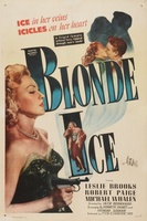 Blonde Ice movie poster (1948) picture MOV_efd692e9