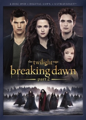 The Twilight Saga: Breaking Dawn - Part 2 movie poster (2012) poster MOV_efd7ae46