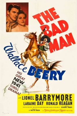 The Bad Man movie poster (1941) poster MOV_efda7f25