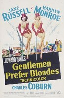 Gentlemen Prefer Blondes movie poster (1953) picture MOV_efdb472a