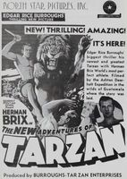 The New Adventures of Tarzan movie poster (1935) picture MOV_efdd491c