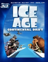 Ice Age: Continental Drift movie poster (2012) picture MOV_efe0bb95