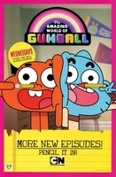 The Amazing World of Gumball movie poster (2011) picture MOV_efe0d36c