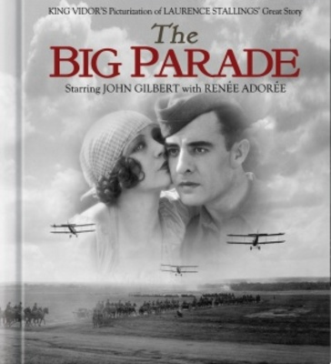The Big Parade movie poster (1925) poster MOV_efe7498a