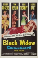 Black Widow movie poster (1954) picture MOV_efea2670