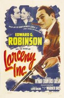 Larceny, Inc. movie poster (1942) picture MOV_efefacc2
