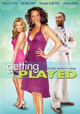 Getting Played movie poster (2005) poster MOV_eff61ea6