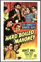 Hard Boiled Mahoney movie poster (1947) picture MOV_effc79a7