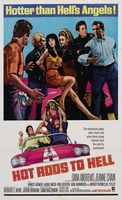 Hot Rods to Hell movie poster (1967) picture MOV_effd7302