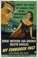 My Forbidden Past movie poster (1951) picture MOV_effddfde