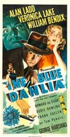 The Blue Dahlia movie poster (1946) picture MOV_efymifkd