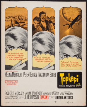 Topkapi movie poster (1964) poster MOV_eg7gtpph