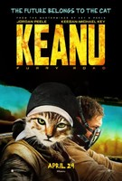 Keanu movie poster (2016) picture MOV_ehmdqyzu