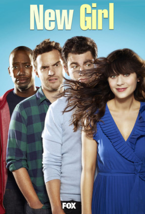 New Girl movie poster (2011) poster MOV_en0sb8ja