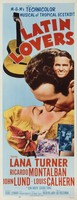 Latin Lovers movie poster (1953) picture MOV_evxdidza
