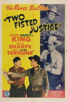 Two Fisted Justice movie poster (1943) picture MOV_ew3ixlhe