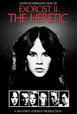 Exorcist II: The Heretic movie poster (1977) poster MOV_f00cd902