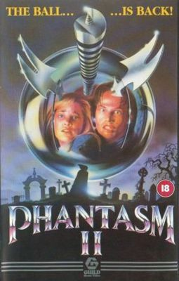 Phantasm II movie poster (1988) poster MOV_f00f1948
