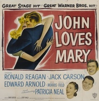 John Loves Mary movie poster (1949) picture MOV_f012c92d