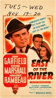 East of the River movie poster (1940) picture MOV_f019ad7d
