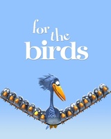 For The Birds movie poster (2000) picture MOV_f01c99da