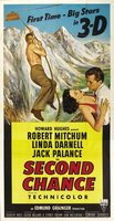 Second Chance movie poster (1953) picture MOV_9c61da18
