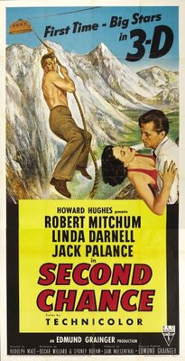 Second Chance movie poster (1953) poster MOV_f01e5e19