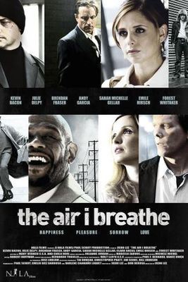 The Air I Breathe movie poster (2007) poster MOV_f026a569