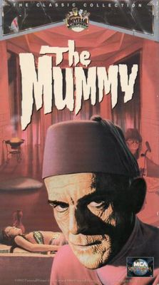 The Mummy movie poster (1932) poster MOV_f02cf406